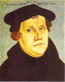 Martín Lutero, quizás uno de los herejes más notorios en la historia de la Iglesia, enseñó la herejía de la justificación solo por la fe, entre otras cosas