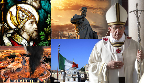 La Profecía de San Malaquías sobre Pedro el Romano