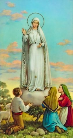 Virgen María | Virgen de Guadalupe | Virgen de Fátima