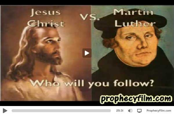 Martin Luther said that Jesus Christ fornicated with three women
